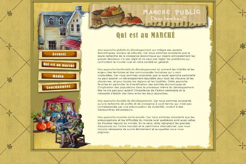 Site Web de 2009