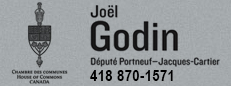 Joël Godin | Député Portneuf-Jacques-Cartier