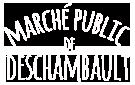 Marché public de Deschambault Logo