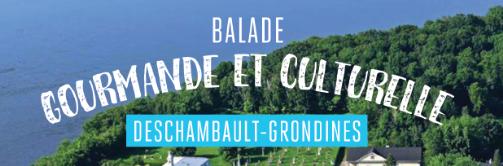Balade Gourmande et Culturelle - Deschambault-Grondines