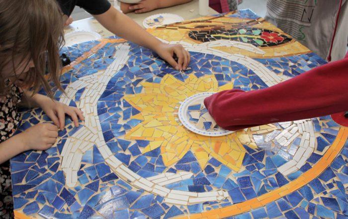 Mosaique Phébus