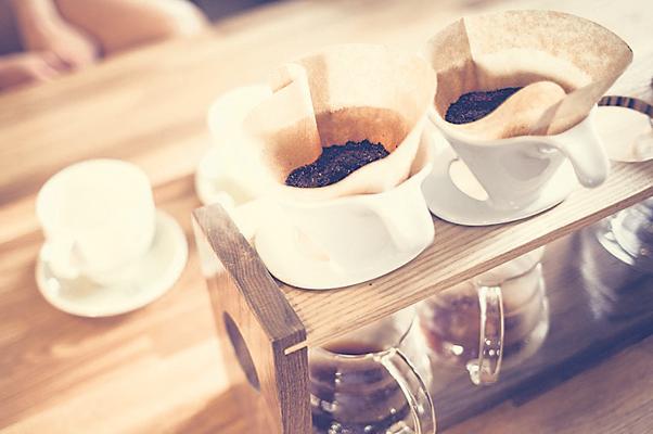 Recette du café filtre parfait de la p'tite Brûlerie